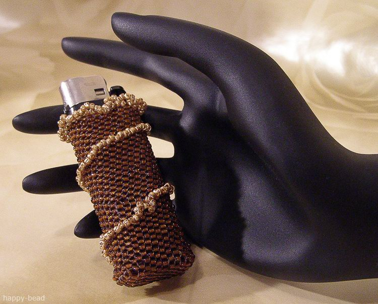 Cover for a lighter