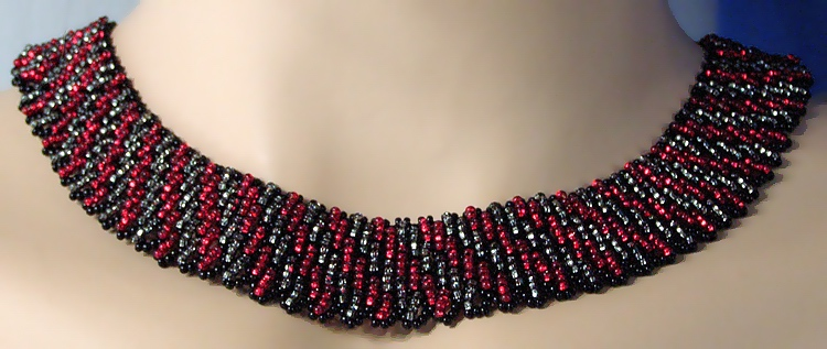 Necklace «Carmelita»