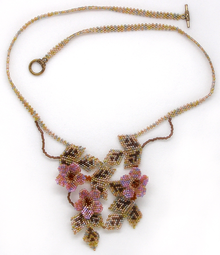 Necklace «Sophia»