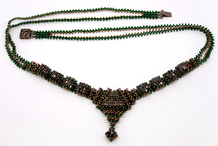 Necklace «Nika»