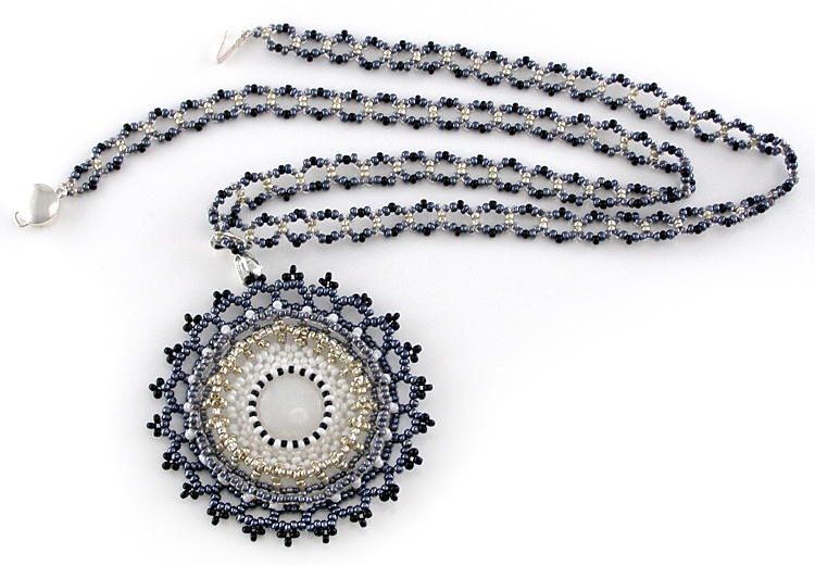 Necklace «Mary»