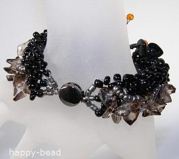 Bracelet «Magic of night»