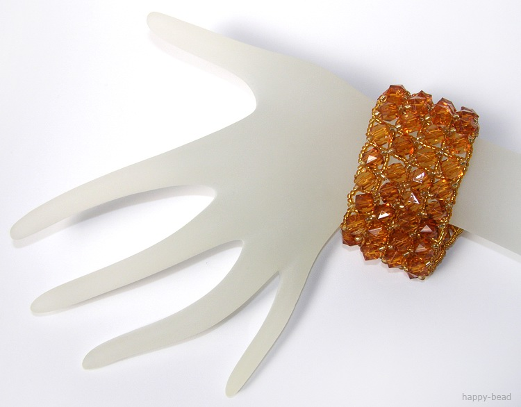 Bracelet «Honey pleasure»