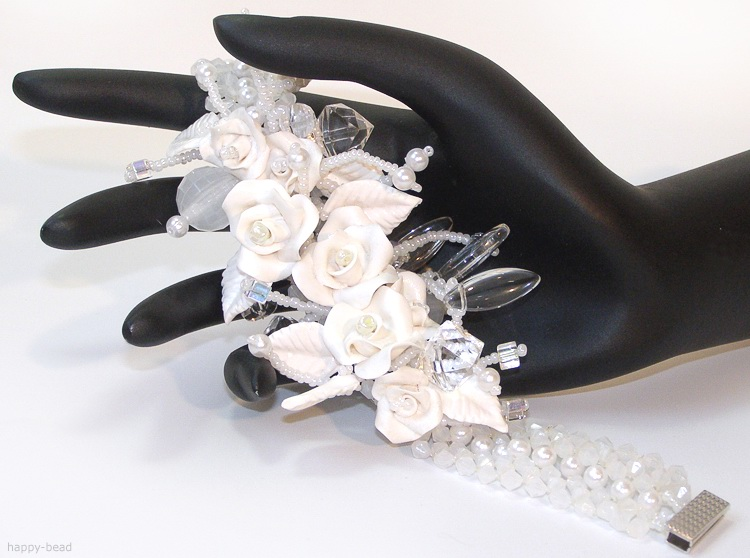 Bracelet «Happy wedding»