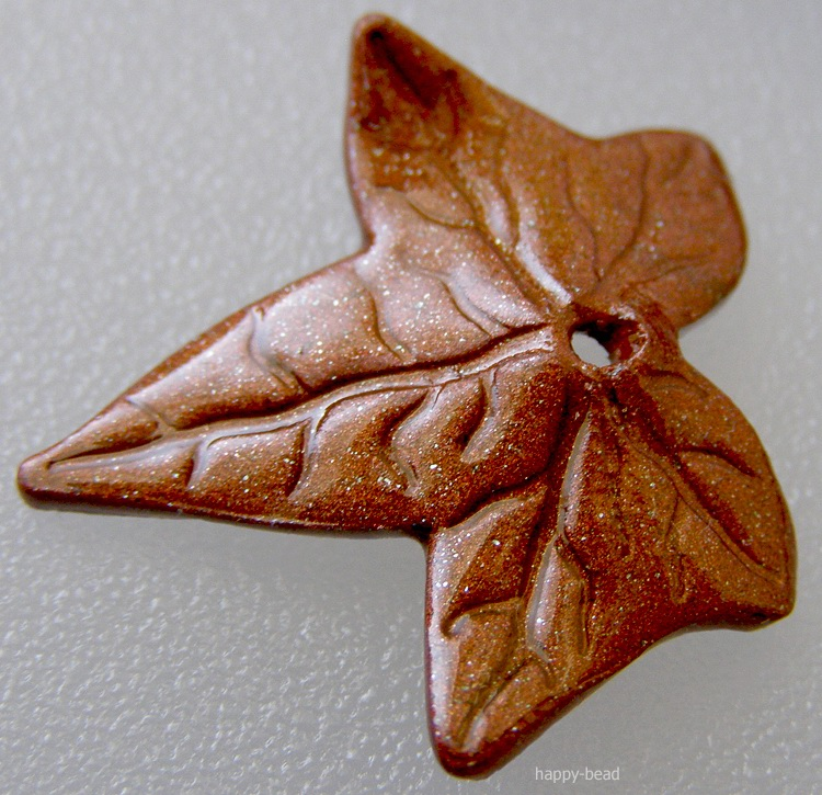 Handmade leaves