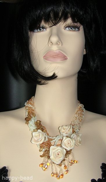 Necklace «Nefertiti»