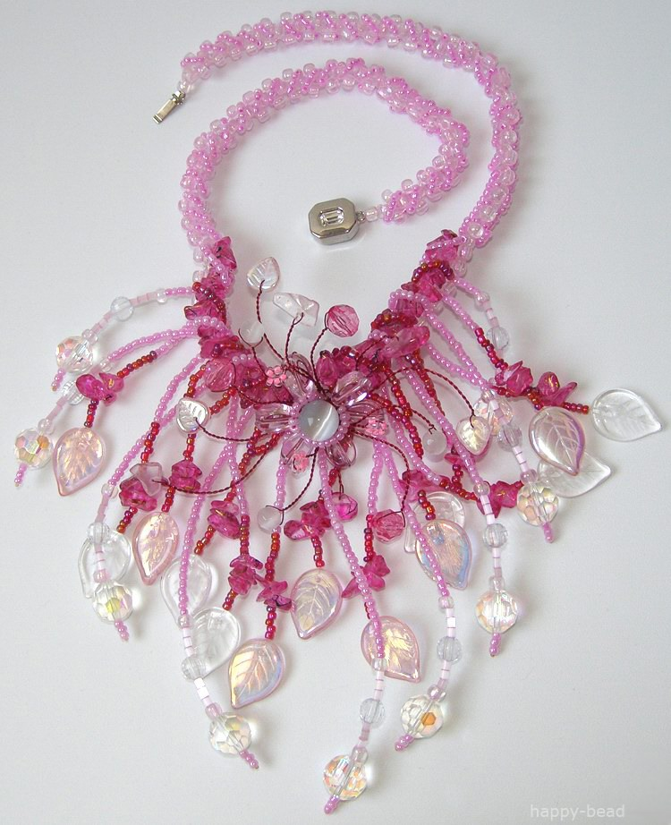 Necklace «Priscilla»