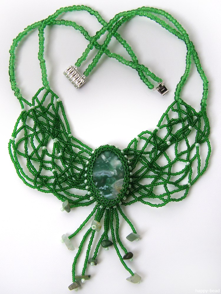 Necklace «Gertrude»