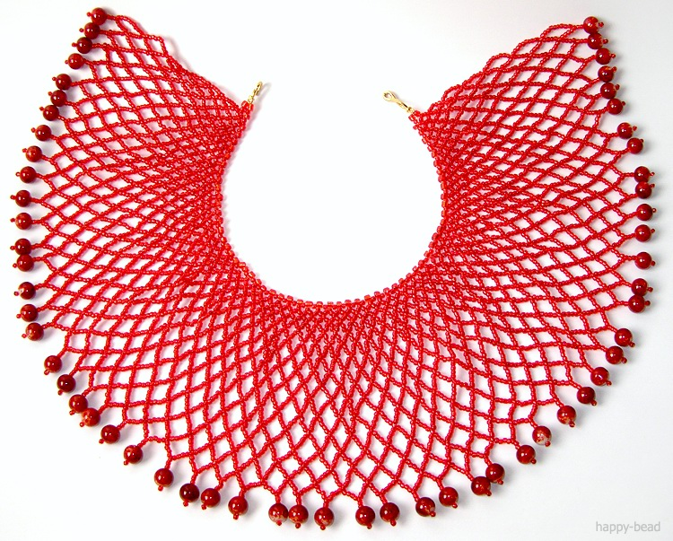 Necklace «Song of Summer»