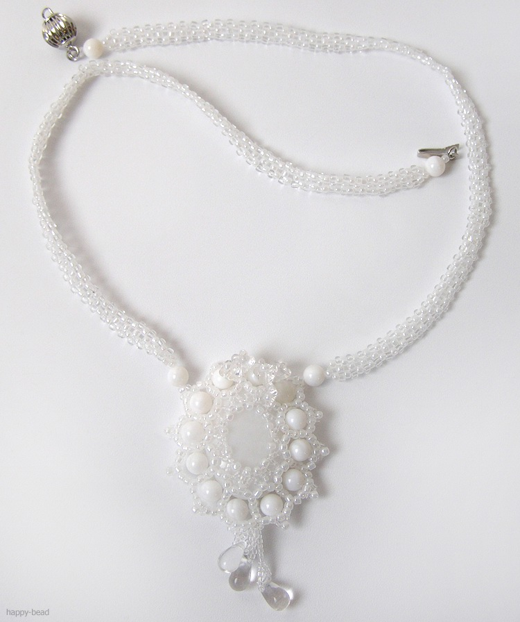 Necklace «Attraction»