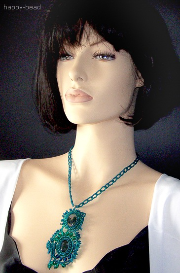 Necklace «The Prestige»