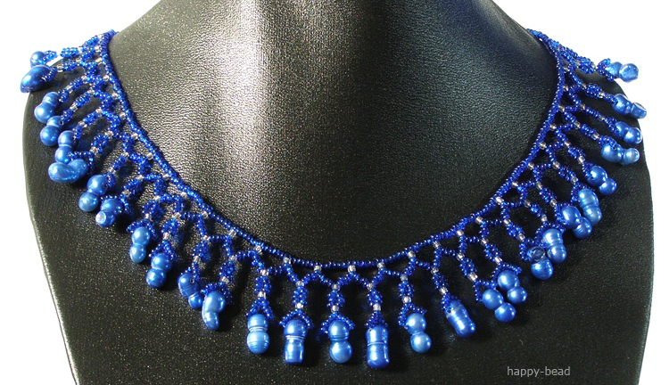 Necklace «Intensity»