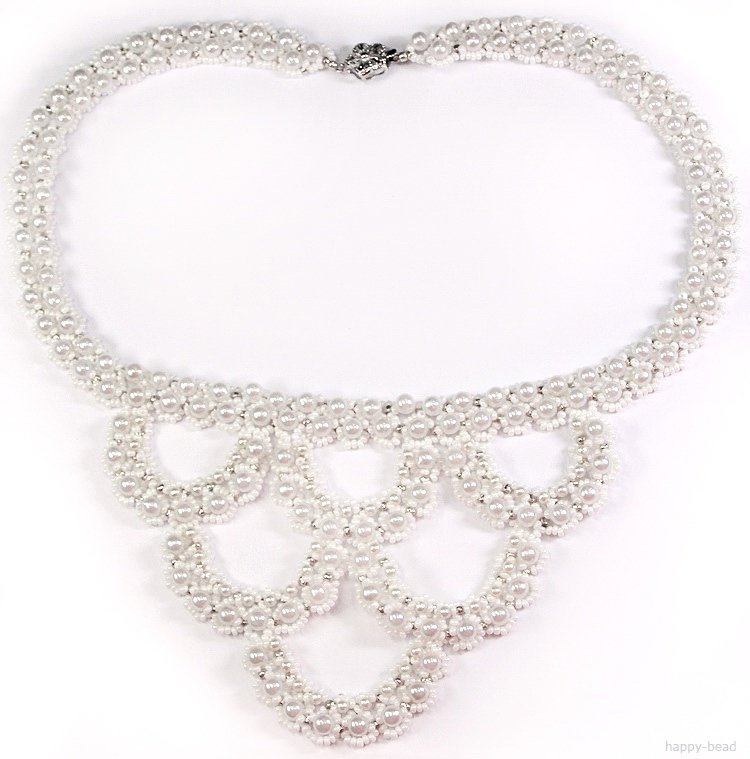 Necklace «Undying Love»
