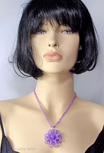 Necklace «Karaoke»