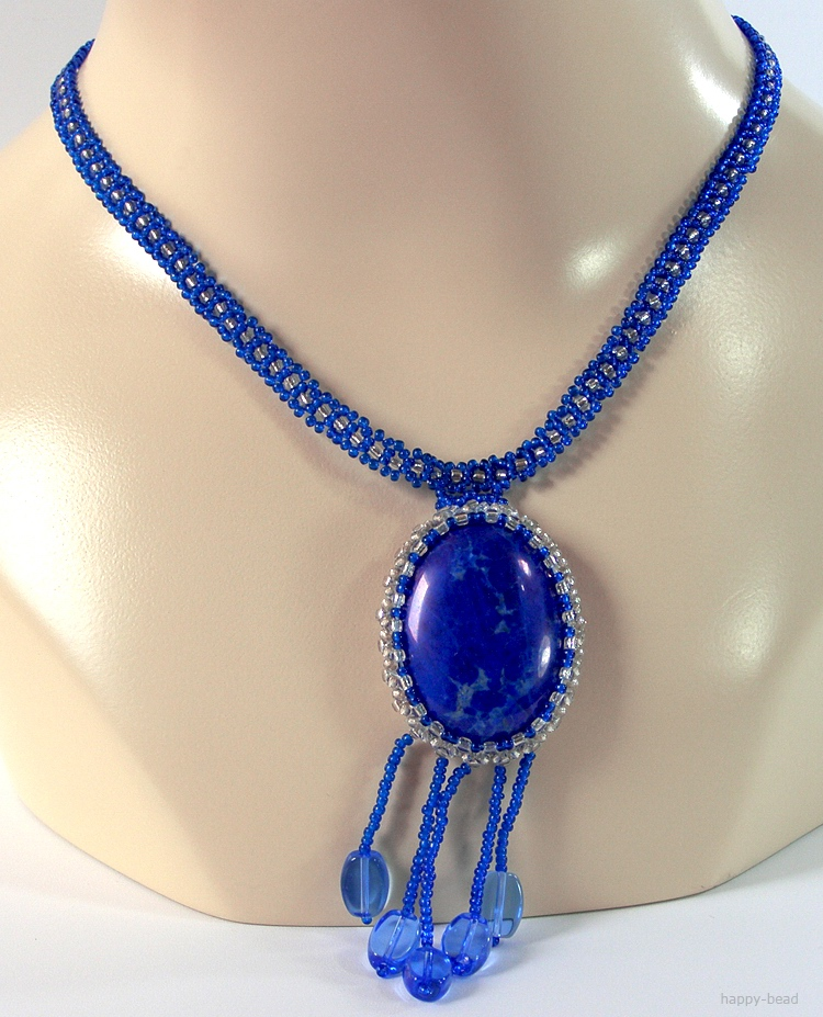 Necklace «Elizabeth»