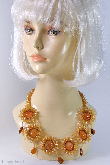 Necklace «Countess»