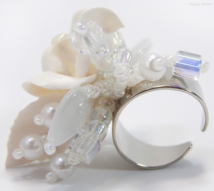 Ring «Happy wedding»