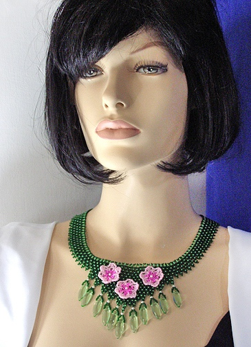 Necklace «Edelina»