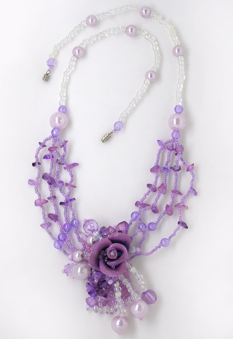 Necklace «Beverly»