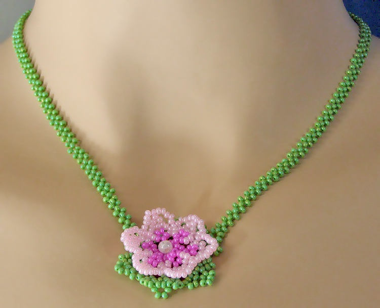 Necklace «Ivetta»