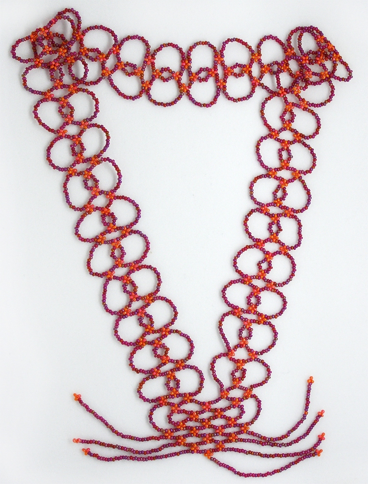 Necklace «Embrace»