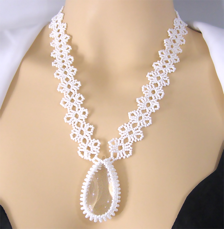 Necklace «Bridal»