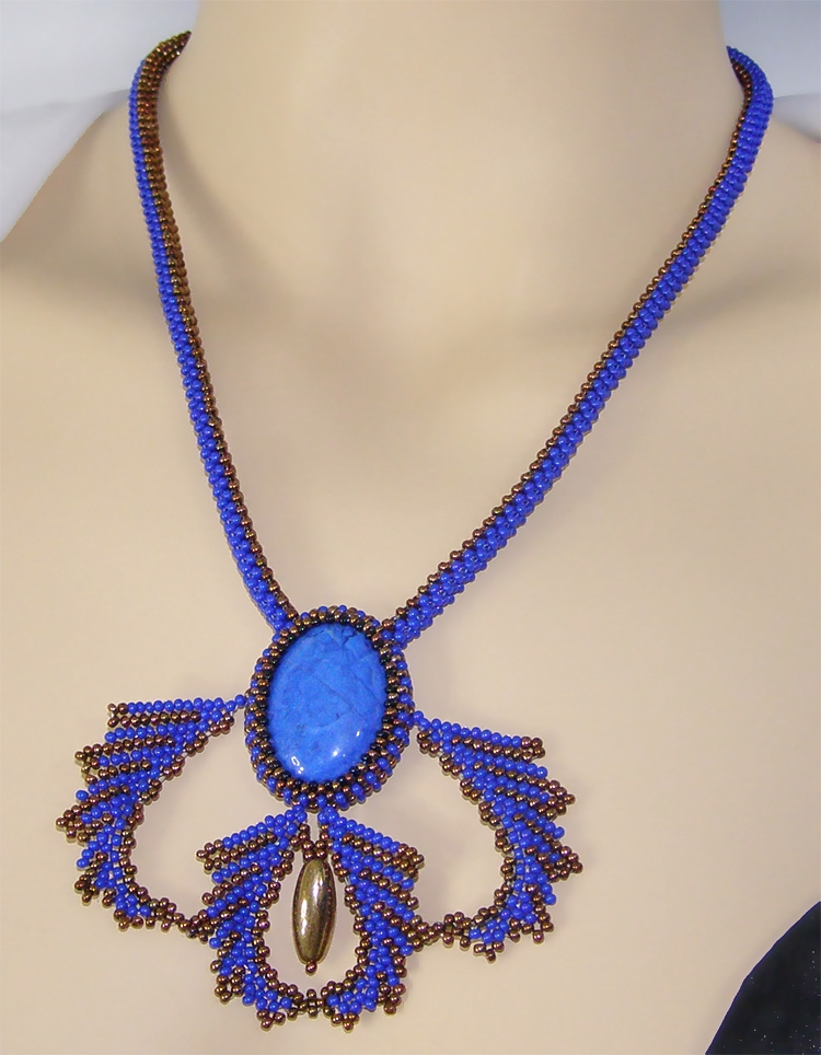 Necklace «Shirley»