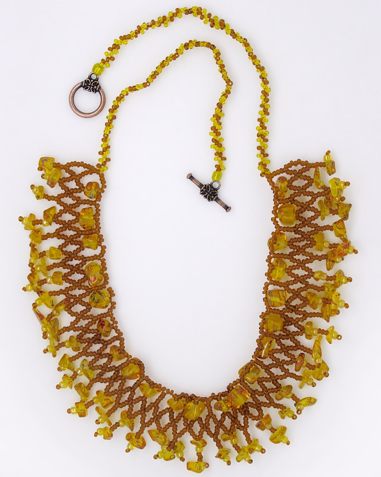 Necklace «Donna»